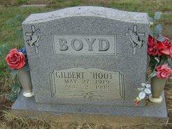 Gilbert Hoot Boyd