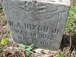 W A Nixon, Jr
