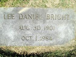 Lee <i>Daniel</i> Bright