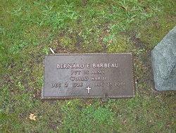 Bernard E Barbeau