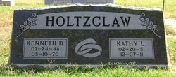 Kenneth D Holtzclaw
