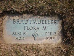 Flora M. <i>Oetting</i> Bradtmueller