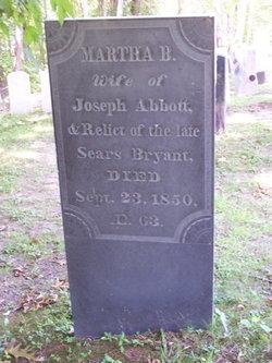 Martha <i>Luther</i> Abbott