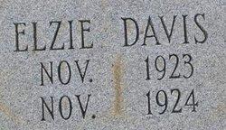 Elzie Davis
