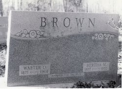 Bertha May <i>Simpson</i> Brown