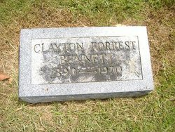 Clayton Forrest Bennett