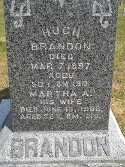 Martha A Brandon