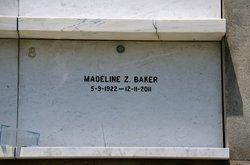 Madeline <i>Zito</i> Baker