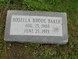 Rosella Brode Baker