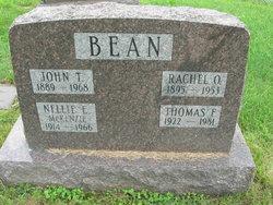 Rachel O Bean