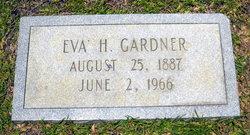 Eva <i>H.</i> Gardner