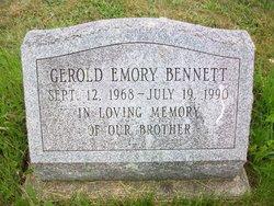 Gerold Emory Bennett