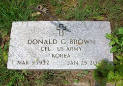 Donald G. Brown