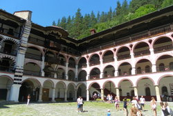 Monastery Rila