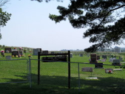 Saint Johns Methodist Cemetery