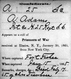 Pvt A Adams