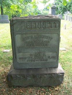 Pvt Gervais H Bennett