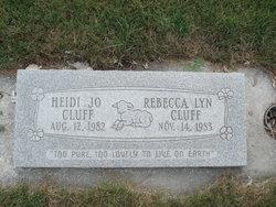 Rebecca Lyn Cluff