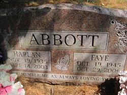 Faye T <i>Newton</i> Abbott