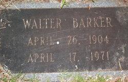 Walter Barker