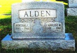 Caroline M. Alden