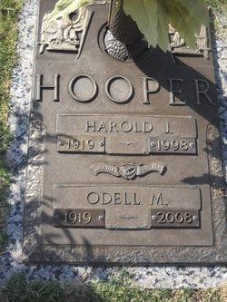 Odell Marie <i>Morgan</i> Hooper