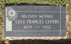 Lulu Frances <i>Remington</i> Gentry