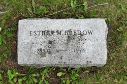 Esther M <i>Buenneke</i> Bredow