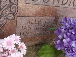Allie L. Condict
