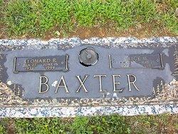 Leonard Roy Baxter