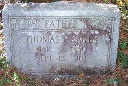 Thomas P. Janes, Jr