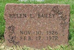 Helen L. <i>McFarland</i> Bailey