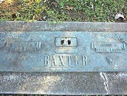 Robert James Bob Baxter