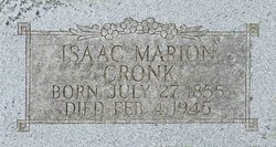 Isaac Marion Cronk