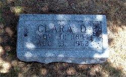 Clara D. <i>Scott</i> Abrahams