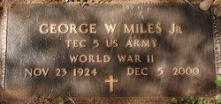 George Wilson Jack Miles, Jr