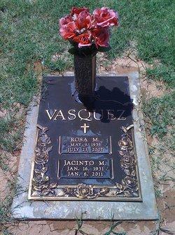Jacinto Vasquez, II