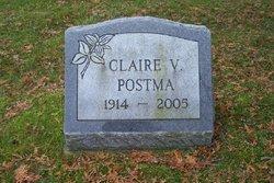 Claire V. Postma
