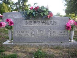Albert Perryman