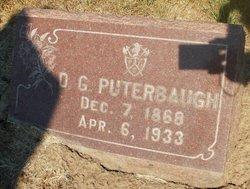 D G Puterbaugh