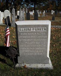 Nahum Parker