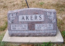 George W. Akers