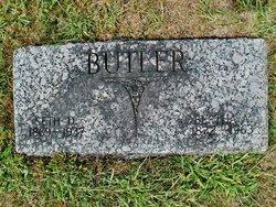 Amelia Bertha Bertha <i>Carter</i> Butler