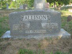 Ellen E. <i>Bourquin</i> Allison