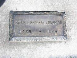 Ester Gretchen Anderson