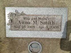 Anna Marie Annie <i>Snelson</i> Smith