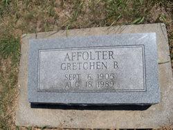 Gretchen B. Affolter