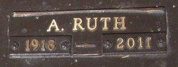A Ruth Cessna