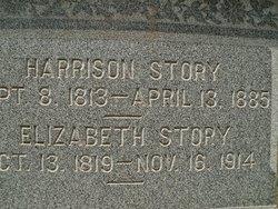 Elizabeth Eliza <i>McClave</i> Story