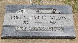 Corra Lucille Wilson